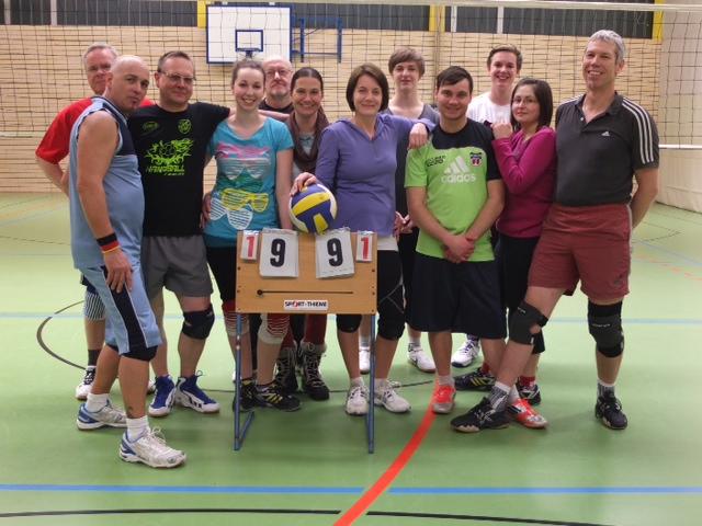 Volleyballgruppe-2014